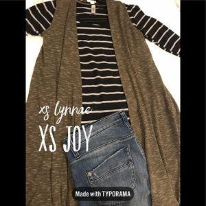 XS Lynnae, XS Joy